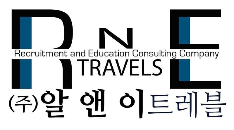RNE Group Korean Logo