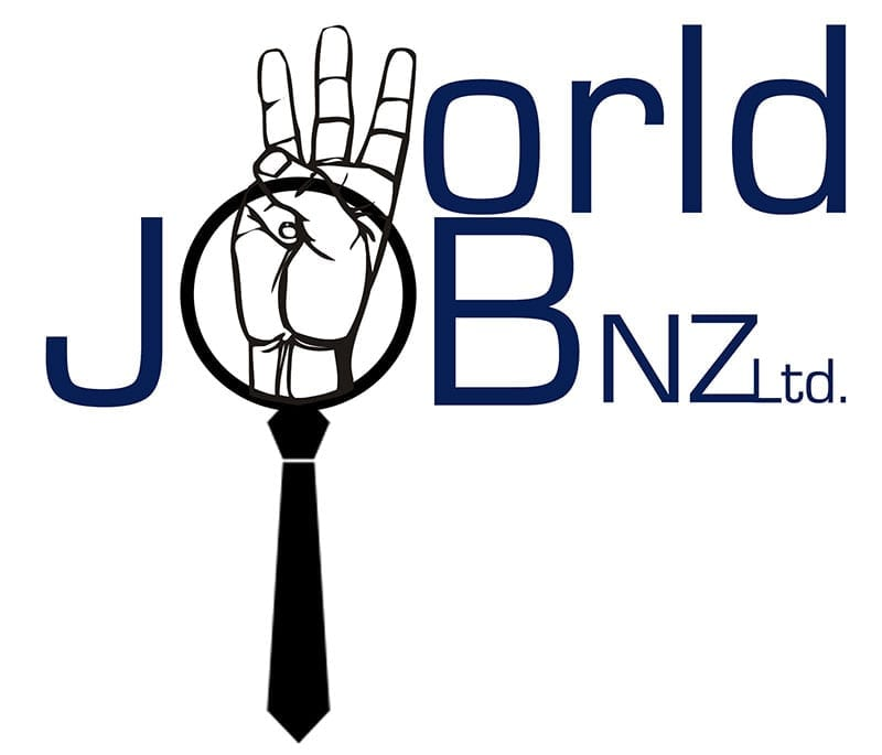 World Job NZ Ltd Logo